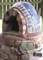 Build a Cob Oven / Pizza Oven one day experience course with David Alty