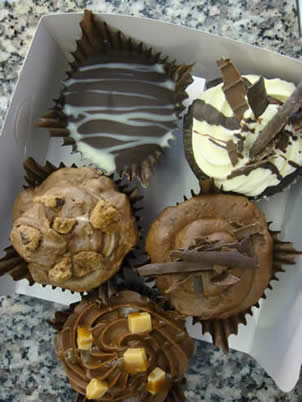 Cup Cake Heaven - with Gill Harris - a Quirky Workshop @ Greystoke Cycle Cafe
