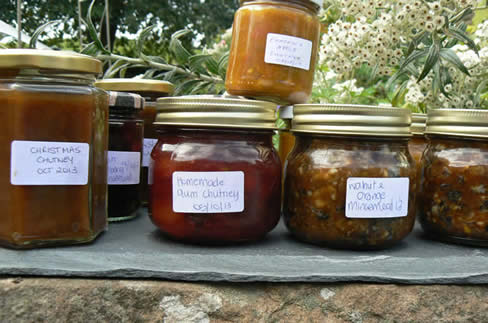 Chutney and Mincemeats - with Gill Harris - a Quirky Workshop @ Greystoke Cycle Cafe