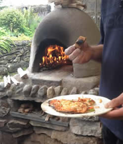Pizza Cob Oven in a Day with David Alty at Greystoke Cycle Cafe